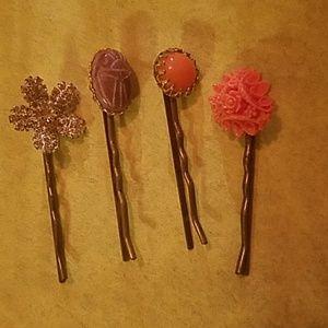 NWOT Anthropologie hair pins